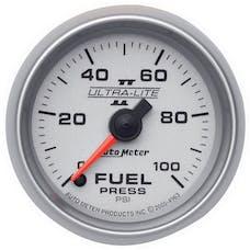 AutoMeter Products 4963 Fuel Press 0-100 PSI  (FS)
