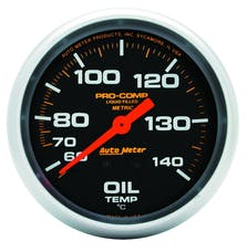 AutoMeter Products 5441 Oil Temp  140-280 F
