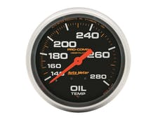 AutoMeter Products 5443 Oil Temp  140-280 F