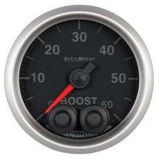 AutoMeter Products 5670 2-1/16in Boost 0-60 psi, Elite