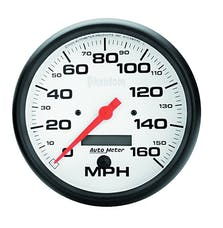 AutoMeter Products 5889 Speedo  160 mph