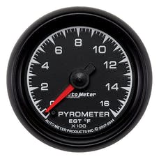 AutoMeter Products 5944 2-1/16in Pyrometer Kit 0-1600 F  Full Sweep Electric