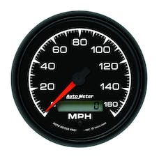 AutoMeter Products 5988 GAUGE; SPEEDOMETER; 3 3/8in.; 160MPH; ELEC. PROGRAMMABLE; ES