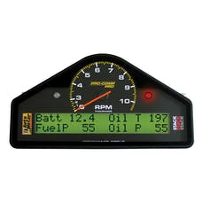 AutoMeter Products 6013 Race Dash, 0-3-10.5K RPM