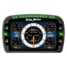 AutoMeter Products 6021 LCD Competition Drag Dash