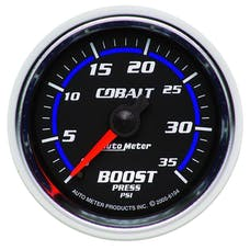 AutoMeter Products 6104 Boost 0-35 PSI