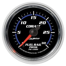 "AutoMeter Products 6193 2-1/16"" Fuel Pressure Gauge  Cobalt  0 to 30,000 psi"