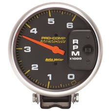 AutoMeter Products 6806 Tach  6 000 RPM  W/Memory