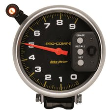 AutoMeter Products 6851 Tach W/Memory  9 000 RPM