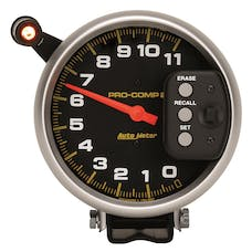 AutoMeter Products 6857 Tach W/Memory  11 000 RPM