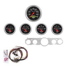 AutoMeter Products 7035-SC 5 Gauge Direct-Fit Dash Kit, Sport-Comp
