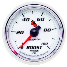 AutoMeter Products 7106 Boost 0-100 PSI