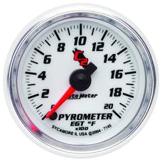 AutoMeter Products 7145 Pyrometer Kit  0-2000 F