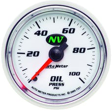 AutoMeter Products 7321 Oil Press  0-100 PSI