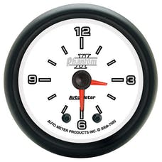"AutoMeter Products 7585 2-1/16"" Clock, Phantom II"
