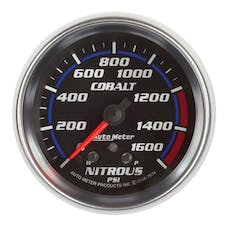 AutoMeter Products 7974 2-5/8in Nitrous, 0-1600 PSI, FSE