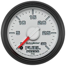 "AutoMeter Products 8560 2-1/16"" Factory Match Fuel Pressure 0-30, FSE"