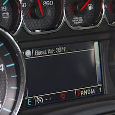AutoMeter Products DL1065U Dashcontrol Display Controller