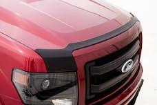 AVS 377123 Aeroskin Matte Black Hood Protector Low Profile