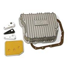 B&M 10280 Cast Aluminum Automatic Transmission Oil Pan