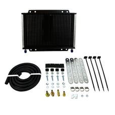 B&M 70268 SuperCooler Automatic Transmission Oil Cooler