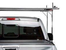 BAK Industries 26227BT BAKFlip CS Hard Folding Truck Bed Cover/Integrated Rack System