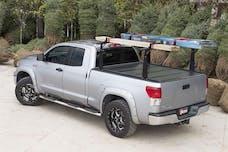 BAK Industries 72205BT BAKFlip CS-F1 Hard Folding Truck Bed Cover/Integrated Rack System