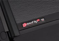 BAK Industries 1126602 BAKFlip FiberMax Hard Folding Truck Bed Cover