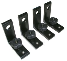 BAK Industries FGAT954-1 CS Rack Accessory - LOAD STOPS - Set of 4 (FGAT954-1) (311A0002)