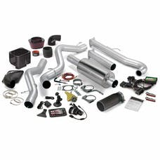 Banks Power 46001-B Stinger Bundle, Power System with Single Exit Exhaust, Black Tip
