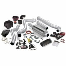 Banks Power 46018-B Six-Gun Bundle, Power System with Single Exit Exhaust, Black Tip