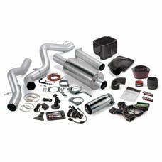 Banks Power 46045 Stinger Bundle, Power System with Single Exit Exhaust, Chrome Tip