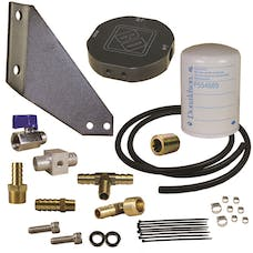 BD Diesel Performance 1032121 COOLANT FILTER KIT-Ford 6.0L 2003-2007