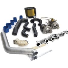 BD Diesel Performance 1045335 Super B Twin Turbo Upgrade Kit-2003-2007 Dodge 5.9L