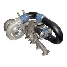 BD Diesel Performance 1045427 R850 Tow/Track Turbo Kit w/o Secondary-1998-2002 24valve Manual Trans