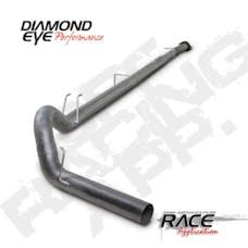 BD Diesel Performance DIA-K5368A Race Down Pipe