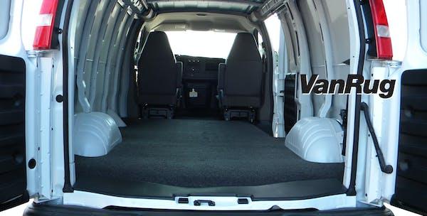 BedRug VRG96X VanRug Maxi