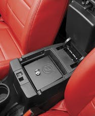 Bestop 42643-01 Center Console Lock Box