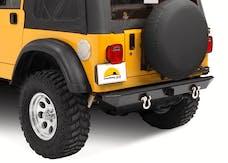 Bestop 44902-01 HighRock 4x4 Rear Bumper with 2'' receiver hitch