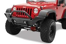 Bestop 44918-01 HighRock 4x4 Front Bumper, High-access design