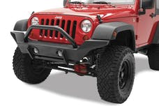 Bestop 44918-01 HighRock 4x4 Front Bumper, High-access design