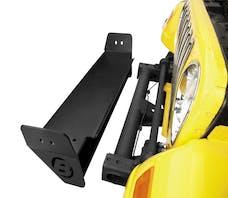 Bestop 44930-01 HighRock 4x4 Front Bumper, Narrow-profile
