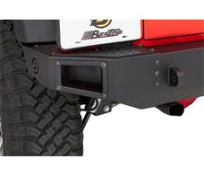 Bestop 44941-01 End Cap Kit for Rear Modular Bumper