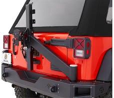 Bestop 44943-01 Tire Carrier Assembly for Rear Modular Bumper