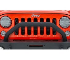 Bestop 44944-01 Tubular Grille Guard for Front Modular Bumper