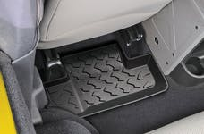 Bestop 51502-01 Floor Liner, Rear