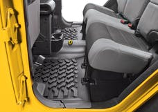 Bestop 51504-01 Floor Liner, Rear