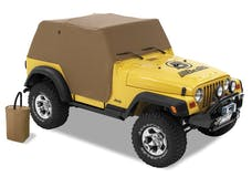 Bestop 81036-37 All-weather Trail Cover