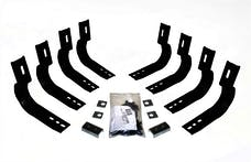 Big Country Truck Accessories 392035 Big Country Widesider Brackets
