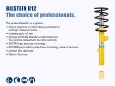 Bilstein 46-180032 B12 (Pro-Kit)-Suspension Kit